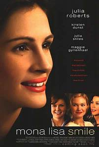 Mona Lisa Smile movie posters at movie poster warehouse ...