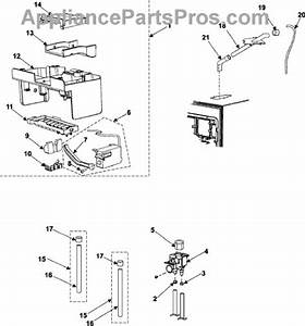 Samsung Replacement Parts Motor Repalcement And Diagram