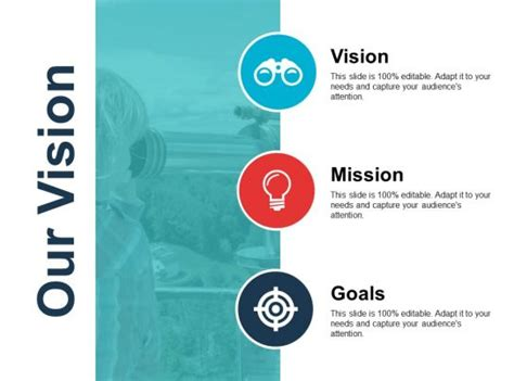 vision powerpoint  deck template powerpoint