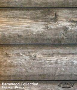 Shiplap paneling get the look available at stonewood for Barnwood siding prices