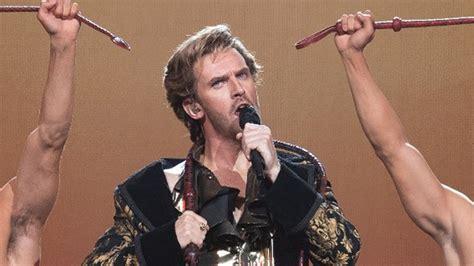 stevens stars  netflixs eurovision song contest