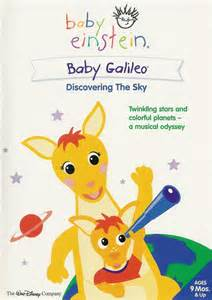 Baby Einstein Language Nursery Toys by Baby Einstein Baby Galileo Discovering The Sky Dvd Ebay