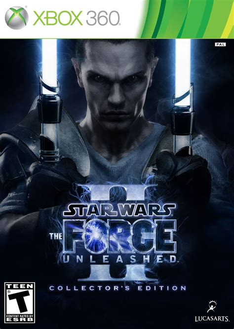 Star Wars The Force Unleashed Ii Collectors Edition
