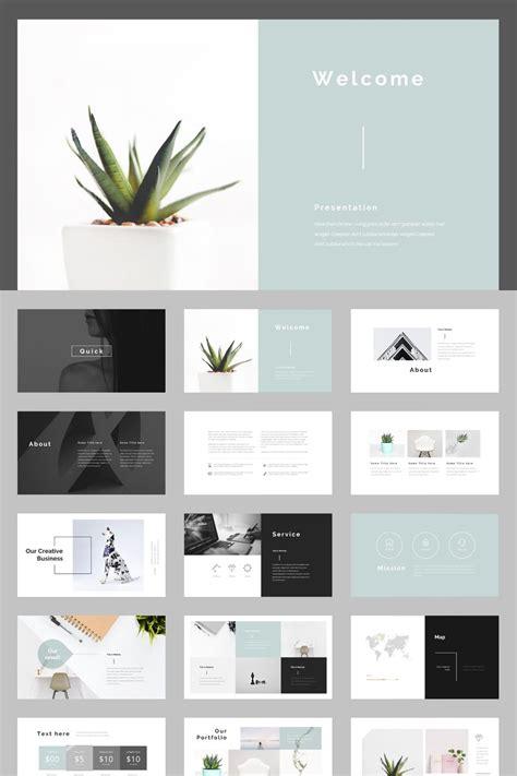 multipurpose powerpoint template vectors design ideas