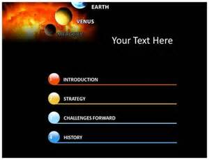 Solar System (PPT) Powerpoint Templates | Solar System ...