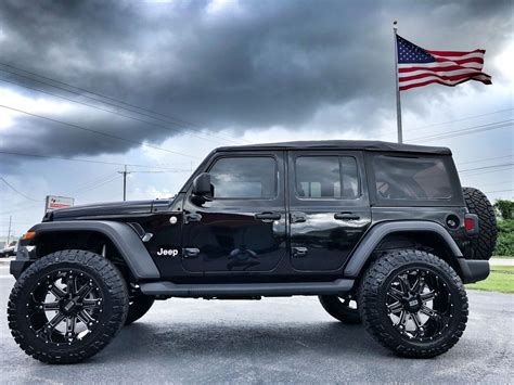 2018 Jeep Wrangler Unlimited by 2018 Jeep All New Wrangler Unlimited Custom Jl Sport Soft