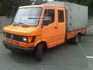 Mercedes 308 : mercedes benz 308 d doka platform 1993 stake body and tarpaulin truck photo and specs ~ Gottalentnigeria.com Avis de Voitures