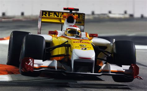 renault singapore hd wallpapers 2009 formula 1 grand prix of singapore f1