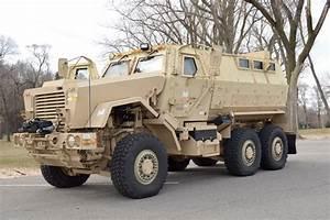 MC police now have MRAP vehicle | News | heraldargus.com