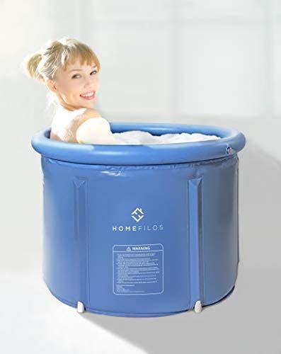 Portable Bath Tubs by Portable Bathtub Small By Homefilos Japanese Soaking