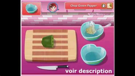 télécharger jeux de cuisine gratuit pour filles iphone