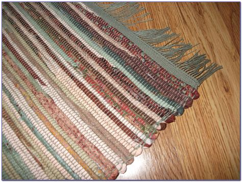 cotton rag rugs cotton rag rugs washable rugs home design ideas