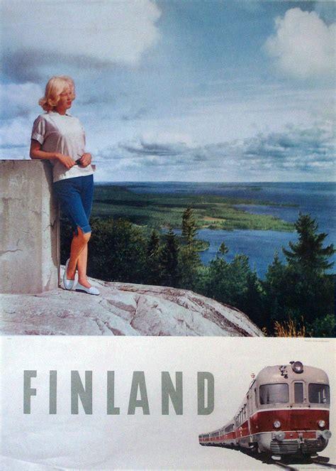 original vintage poster finland  sale  posterteamcom