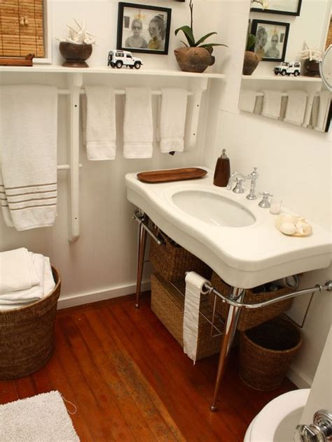 small apartment bathroom decorating ideas 7 creative uses for towel racks