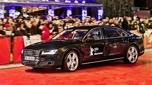 Audi A8 2016 : 2016 audi a8 l w12 piloted driving at the berlinale 2016 youtube ~ Nature-et-papiers.com Idées de Décoration