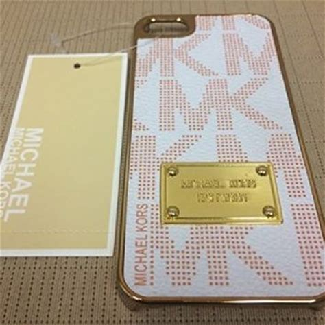 michael kors iphone 5s michael kors mk iphone 5 5s in white from 2535