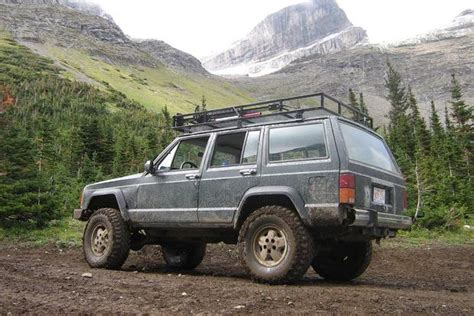 The Very First Crossover Was ... The Jeep Cherokee