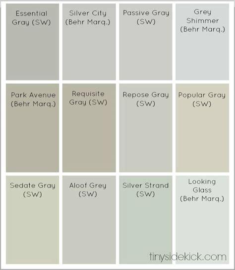 Best 25+ Warm Gray Paint Ideas On Pinterest