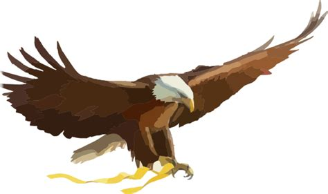 Soaring Eagle Large Clip Art At Clipart Library
