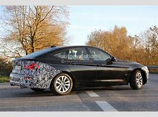 2017 BMW 3 Series GT Spied Without MSport Package