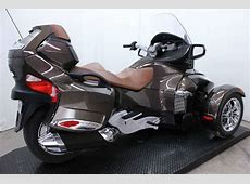 2012 CanAm Spyder RT Limited Touring Motorcycle From La