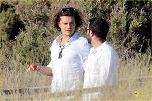 Orlando Bloom & Nina Dobrev Have Known Each Other For ...