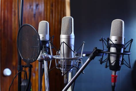 The Different Types Of Microphones Explained