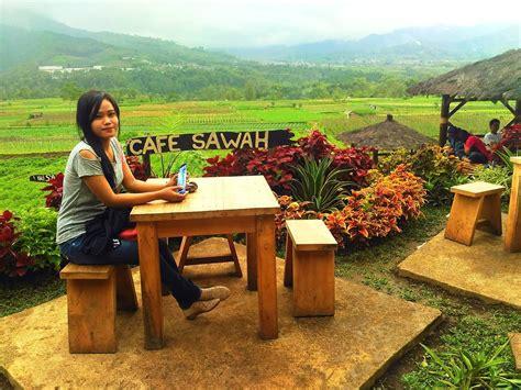 cafe sawah pujon  pujon  wajib banget dikunjungi