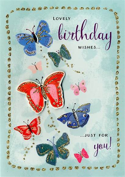Birthday Wishes Lovely Card Greeting Cards