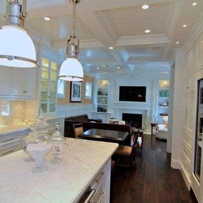 kitchen and den combo ideas   Google Search   Kitchen