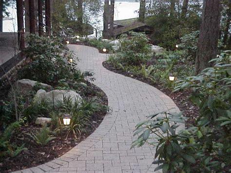 paver walkway gallery green acre sod tulsa sod farm
