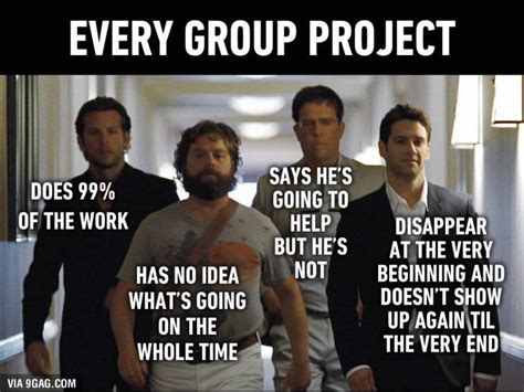 Group Project Memes - hangover jokes funny pictures ej