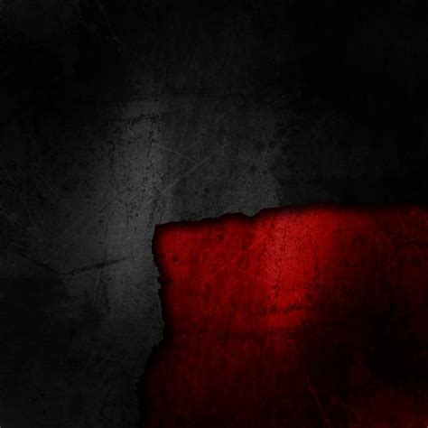 Red And Black Grunge Texture Photo  Free Download