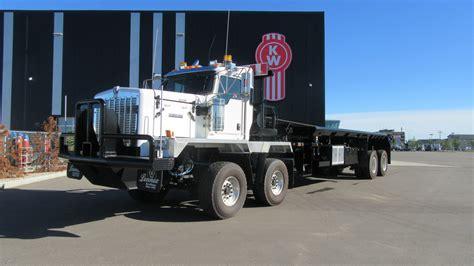 kenworth bed truck edmonton kenworth trucks