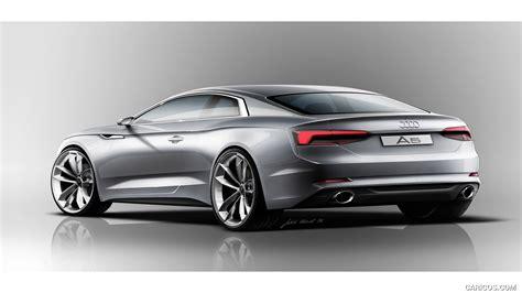 2018 Audi A5 Coupé Wallpaper  Transportation Design