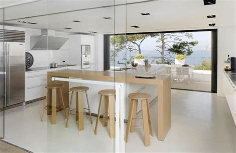 stunning kitchens with big windows 25 stunning kitchens with big windows 25