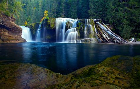 waterfall hd wallpapers  background images static