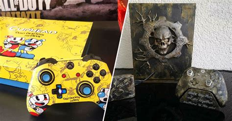 Work Of Art 15 Lame Custom Xbox One Consoles And 15 That Are Dope