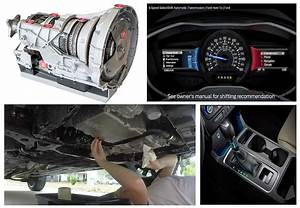 2017 Ford Escape Engines And Transmission
