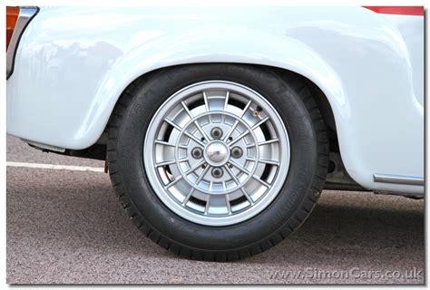 Fiat Abarth Wheels by Simon Cars Abarth Fiat 1000 Tc