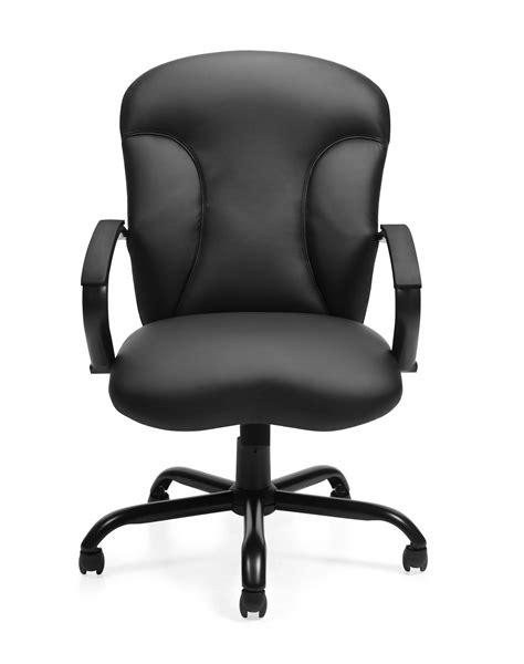 Black Luxhide Executive Chair - Direct Office Solutions
