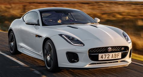 Jaguar F-type Chequered Flag Edition Celebrates 70 Years