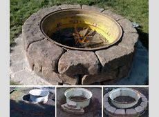 38 Easy and Fun DIY Fire Pit Ideas Amazing DIY, Interior