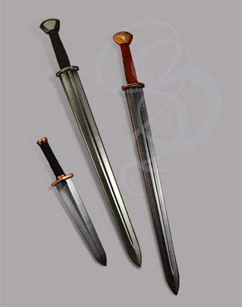 Latex, Foam Sword - Roman, Celtic