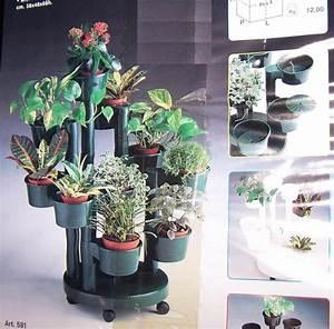 Pflanzenstander botanika mit bewasserungssystem ovp for Garten planen mit balkon bewässerungssystem