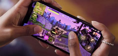 fortnite finally arrives  android starting today