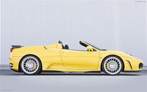 Hamann Ferrari F430 Spider 2005 Widescreen Exotic Car