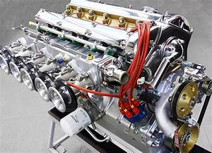 U0410mazing Straight 6 Engine For The Eagle Speedster  A