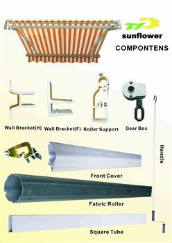 awning parts awning armsawning components view awning parts sunflower product details