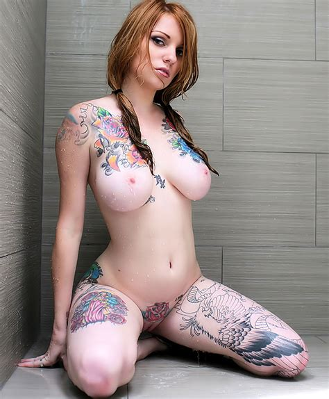 Pale And Tattooed Porn Pic Eporner